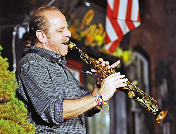 Bob Rosen leads jazz education component