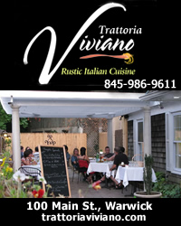 Authentic Italian Food in Warwick NY