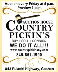 Country Pickins Auction House