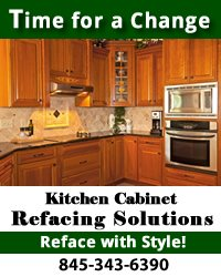 Kitchen Cabinet Refacing Solutions. Reface your kitchen with style.