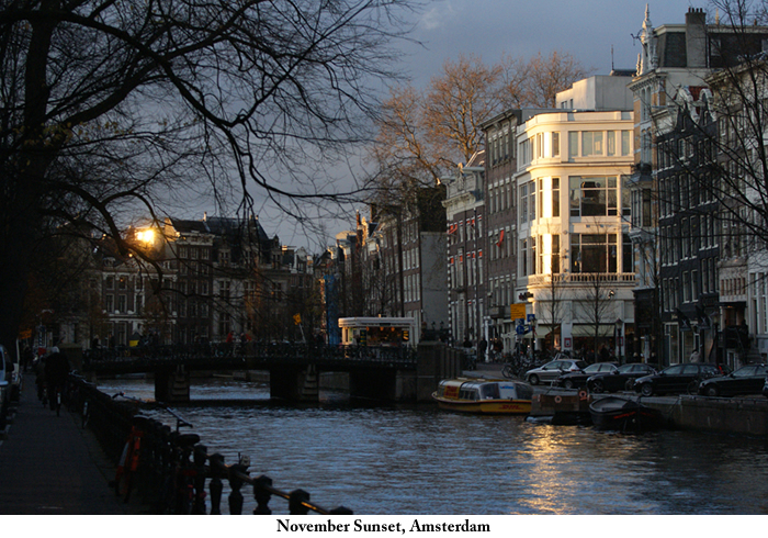 November_sunset_Amsterdam