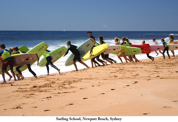 surfing_school_Newport_beach_Sydney